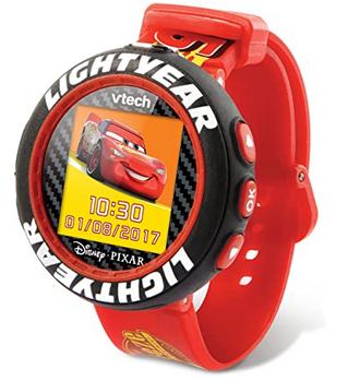 Montre Cars 3 Kidizoom CamWatch pour enfant de la marque Vtech