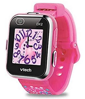 Montre Vtech Kidizoom Smartwatch rose pour enfant
