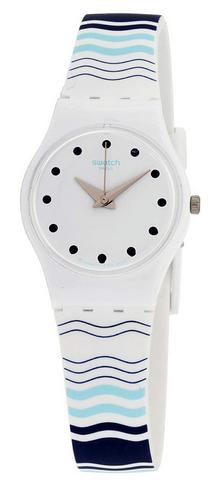 Montre a quartz pour enfant avec bracelet multicolor de la marque Swatch