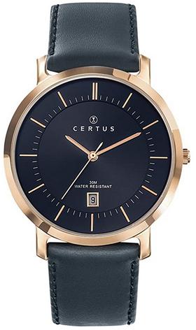 Montre analogique a quartz pour homme de la marque Certus