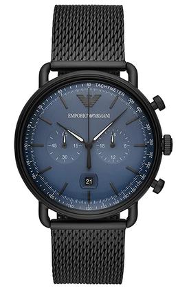 Montre chronographe a quartz pour homme Emporio Armani
