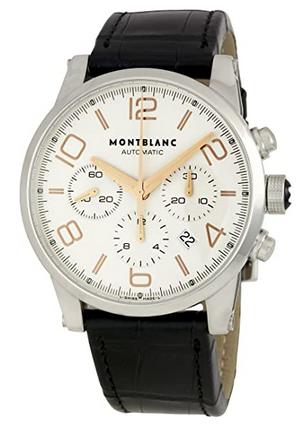Montre chronographe pour homme de la marque Montblanc