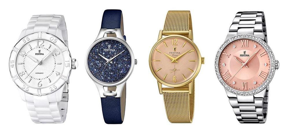 comparatif montres Festina pour femme