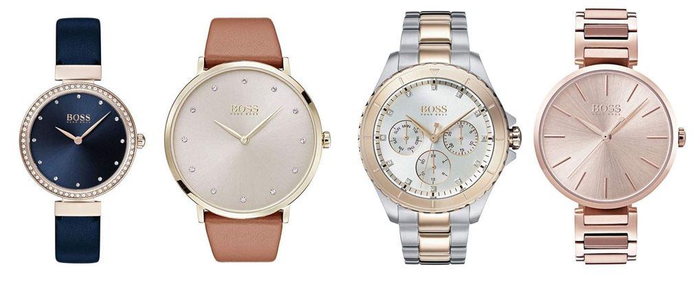 comparatif montres Hugo Boss pour femme