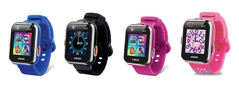 comparatif montres Kidizoom Vtech pour enfant