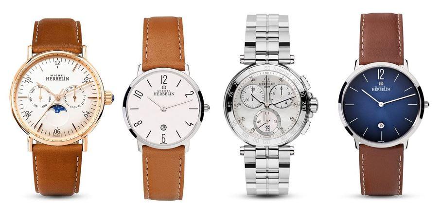 comparatif montres Michel Herbelin pour femme