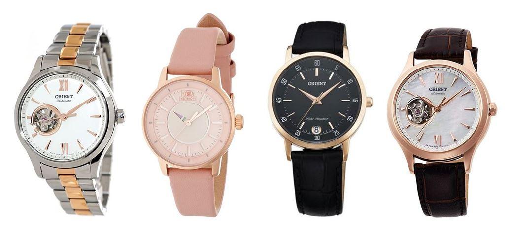comparatif montres Orient pour femme