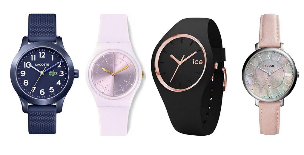 comparatif montres pour adolescentes filles