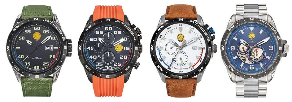 comparatif montres pour homme patrouille de france