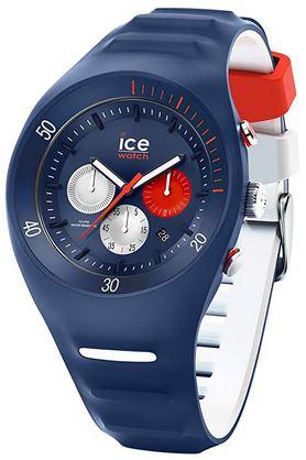 montre Ice Watch homme modele P.Leclerq bleu fonce