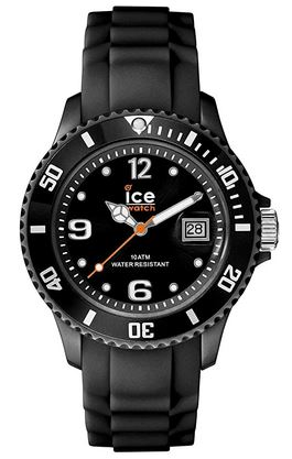 montre Ice Watch pour homme modele Ice Forever black