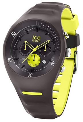 montre Ice Watch pour homme modele P.Leclerq anthracite