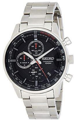montre Seiko homme SSB313P1