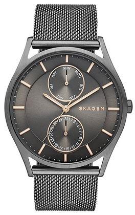 montre Skagen chronographe homme SKW6180