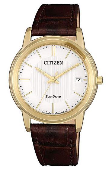 montre analogique citizen eco drive pour femme de style vintage