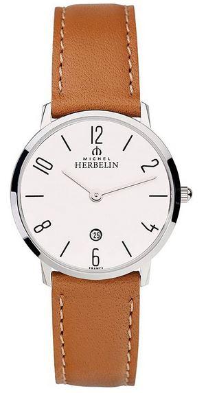 montre analogique pour femme de la marque Michel Herbelin