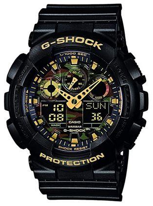 montre casio G Shock style militaire pour homme