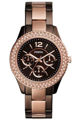 montre chronographe Es4079 pour femme de la marque Fossil