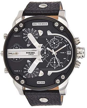 montre chronographe a quartz pour homme Diesel