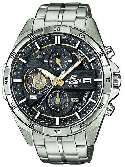 montre chronographe pour homme Casio Edifice