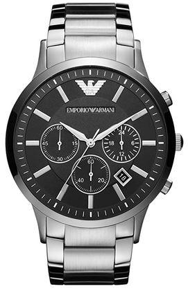 montre chronographe pour homme Emporio Armani