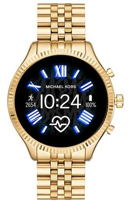 montre connectee masculine Michael Kors MKT5078