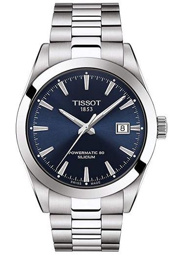 montre de luxe homme Tissot Gentleman