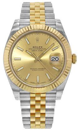 montre de luxe mixte Rolex Oyster Perpetual Datejust Jubilee