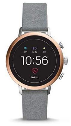 montre digitale et connectee Fossil FTW6016 pour les femmes