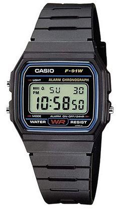 montre digitale masculine de Casio