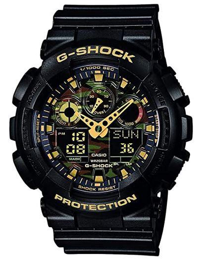 montre militaire Casio G SHOCK pour Homme Analogique Digital