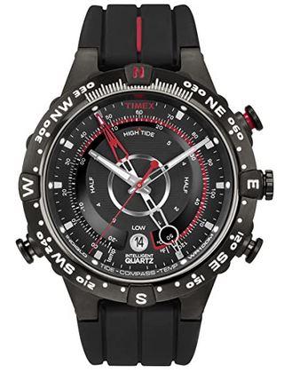 montre originale timex T2N720 avec bracelet en silicone pour homme