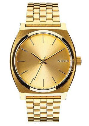 montre originale toute en or pour homme de la marque Nixon