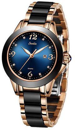 montre pour Dame de Lige effet montre de luxe a prix abordable