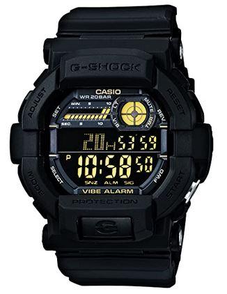 montre pour homme G Shock entierement noire
