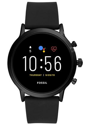 montre pour homme connectee Fossil Gen5 smartwatch