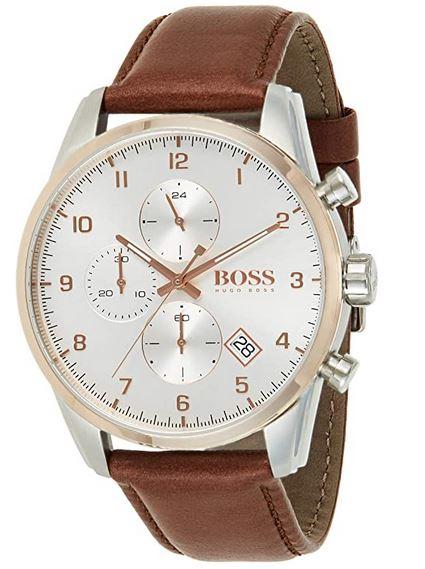 montre pour homme de luxe Hugo Boss 1513786