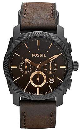 montre pour homme fossil chronographe