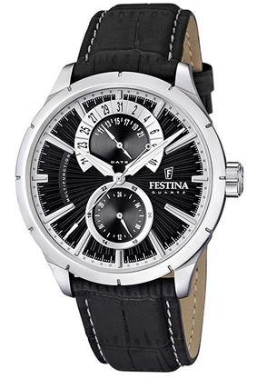montre prestigieuse pour homme de la marque Festina