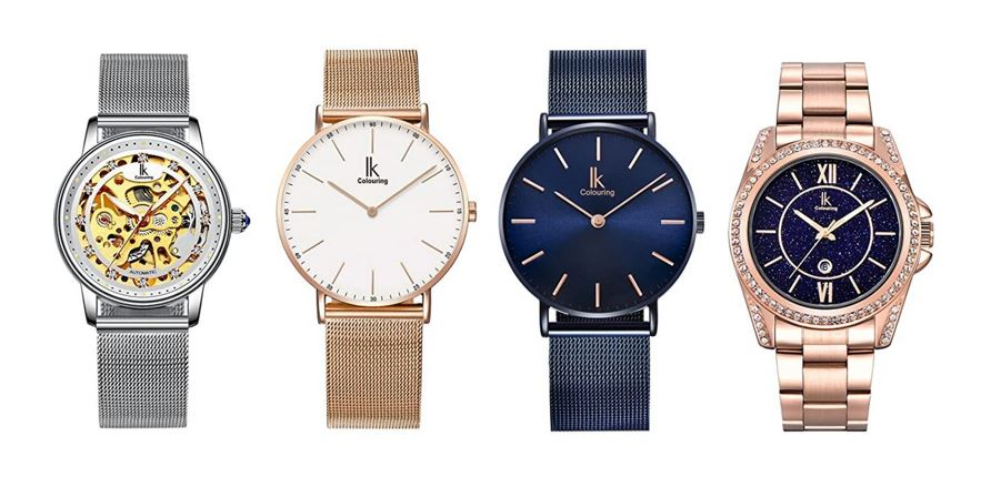 les meilleures montres Alienwork pour femme