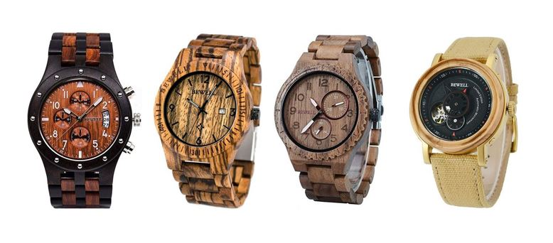 les meilleures montres Bewell pour homme