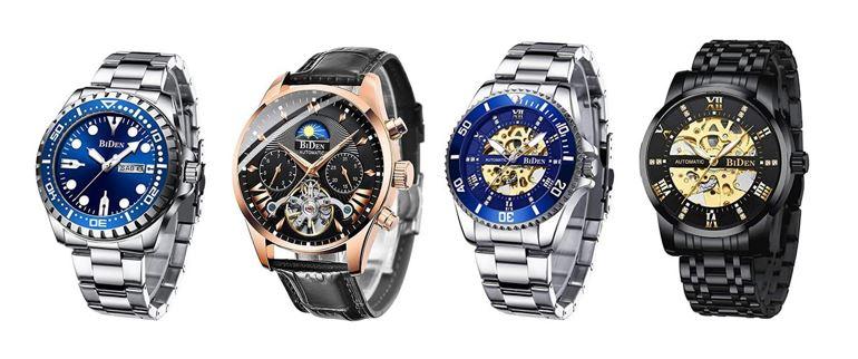 les meilleures montres Biden pour homme