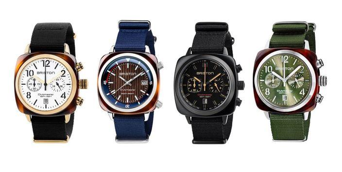 les meilleures montres Briston pour homme