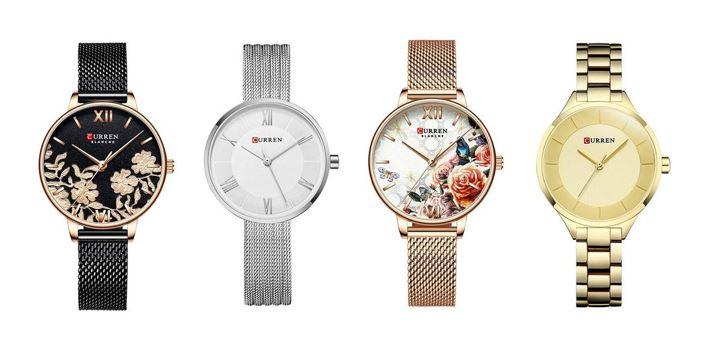 les meilleures montres Curren pour femme
