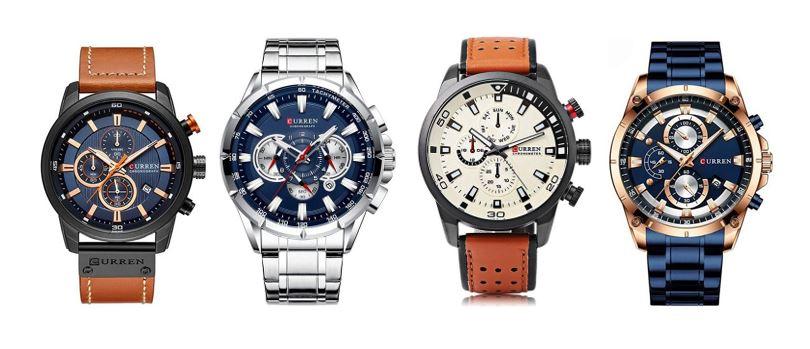 les meilleures montres Curren pour homme