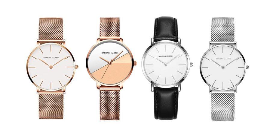 les meilleures montres Hannah Martin pour femme