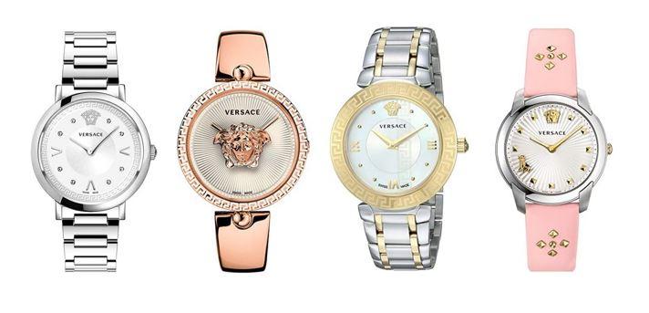 les meilleures montres Versace pour femme