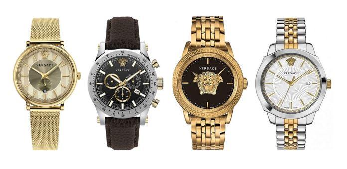 les meilleures montres Versace pour homme