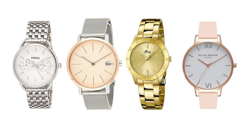 les meilleures montres analogiques pour femme