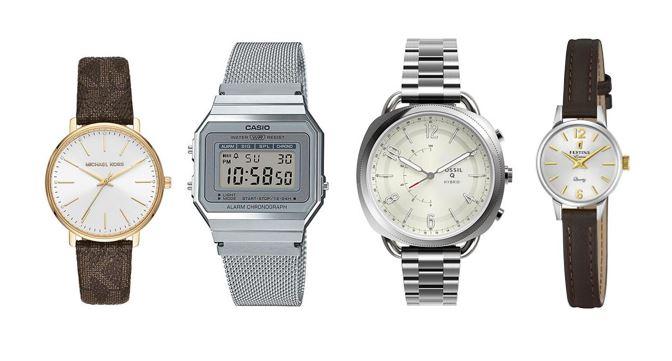 les meilleures montres au style vintage retro pour femme